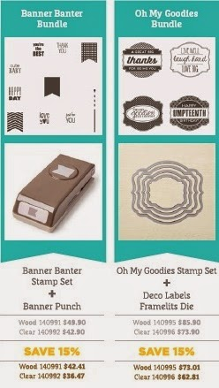 banner and deco labels bundle deals