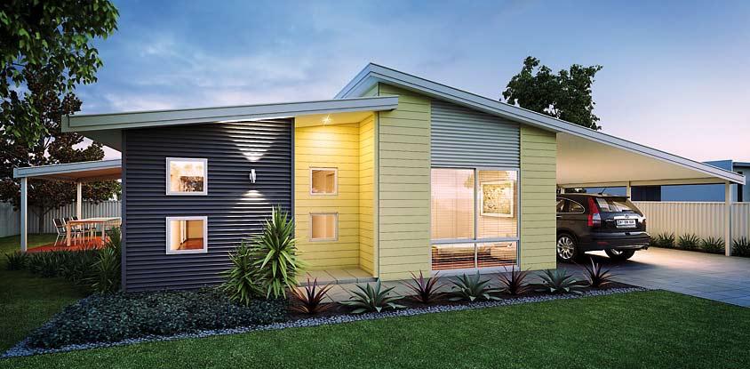 Prefab Homes And Modular Homes In Australia Western Australia
