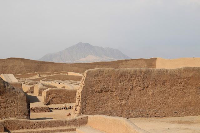 Chan Chan Pyramids Peru