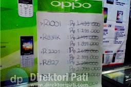 Harga HP Oppo di KJ Phone Pati Terbaru