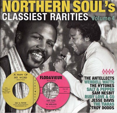Northern Soul\'s Classiest Rarities vol 4 2010 (Kent)
