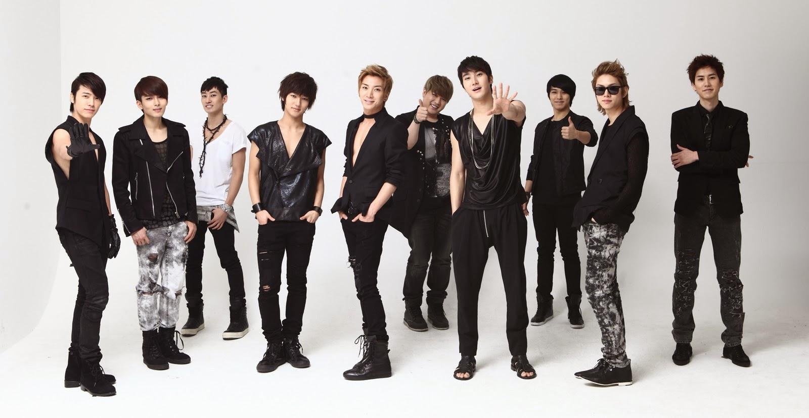 10 Lagu Terbaik dan Terpopuler Super Junior