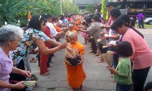 gambar wisata di bangkok upacara adat