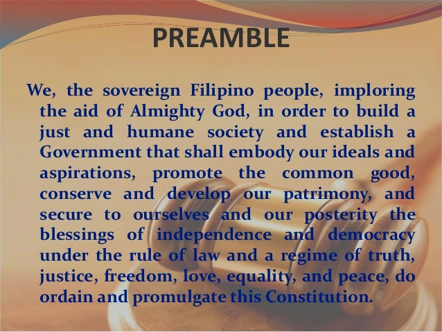 1987 philippine constitution article iii section 1987 constitution of the philippines (extract) article 14, arts and culture section 14 the state shall foster the preservation, enrichment, and dynamic evolution of a filipino microsoft word - art14_1987_constitution_philippinesdoc.