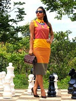 http://www.stylishbynature.com/2014/07/five-ways-to-style-shift-dress.html