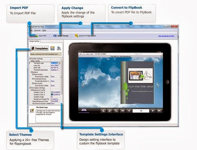 convert pdf to flipbook offline
