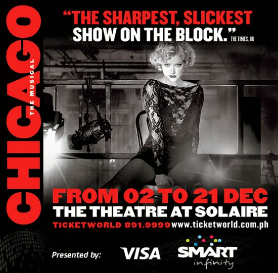 Chicago Broadway Musical, Chicago Manila