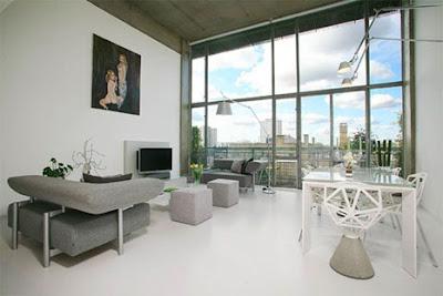 Appartement Interieur ideeën voor 2012 design stijl   Design Keukens