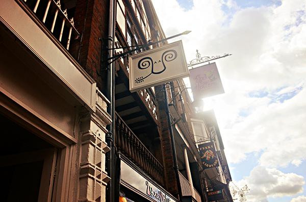 Jaunty Goat // Coffee Shop // Chester // Stephi LaReine