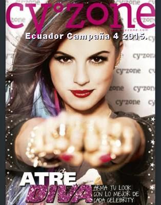 Catalogo 4 2015 Cyzone Ecuador