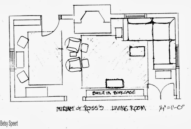 How to Draw a Floor Plan for Furniture