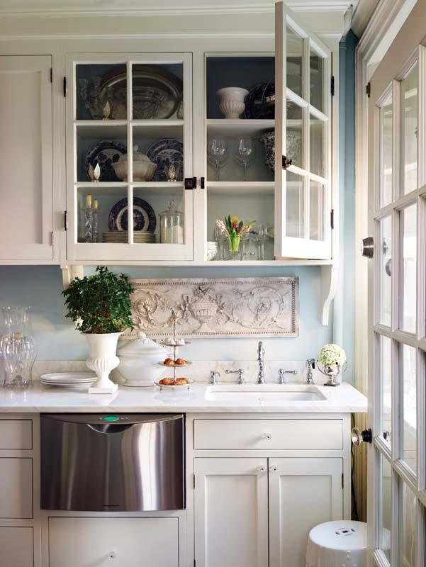 Extractos del limbo 2011 05 01 - Cocinas azules y blancas ...