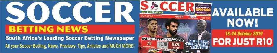 SBN - Soccer Betting News - SA's Leading Soccer Betting Newspaper