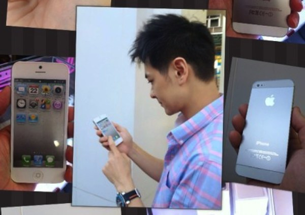 Chinese loves iPhone 5