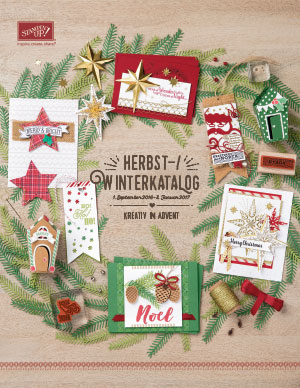 Stampin´Up! Herbst/Winter-Katalog 2016
