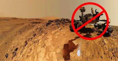 Hipernovas: NASA Anuncia Descoberta de Água em Marte, Rover Curiosity Está a 50 km de Distância, Mas Está Proibido de ir Até o Local [Artigo]