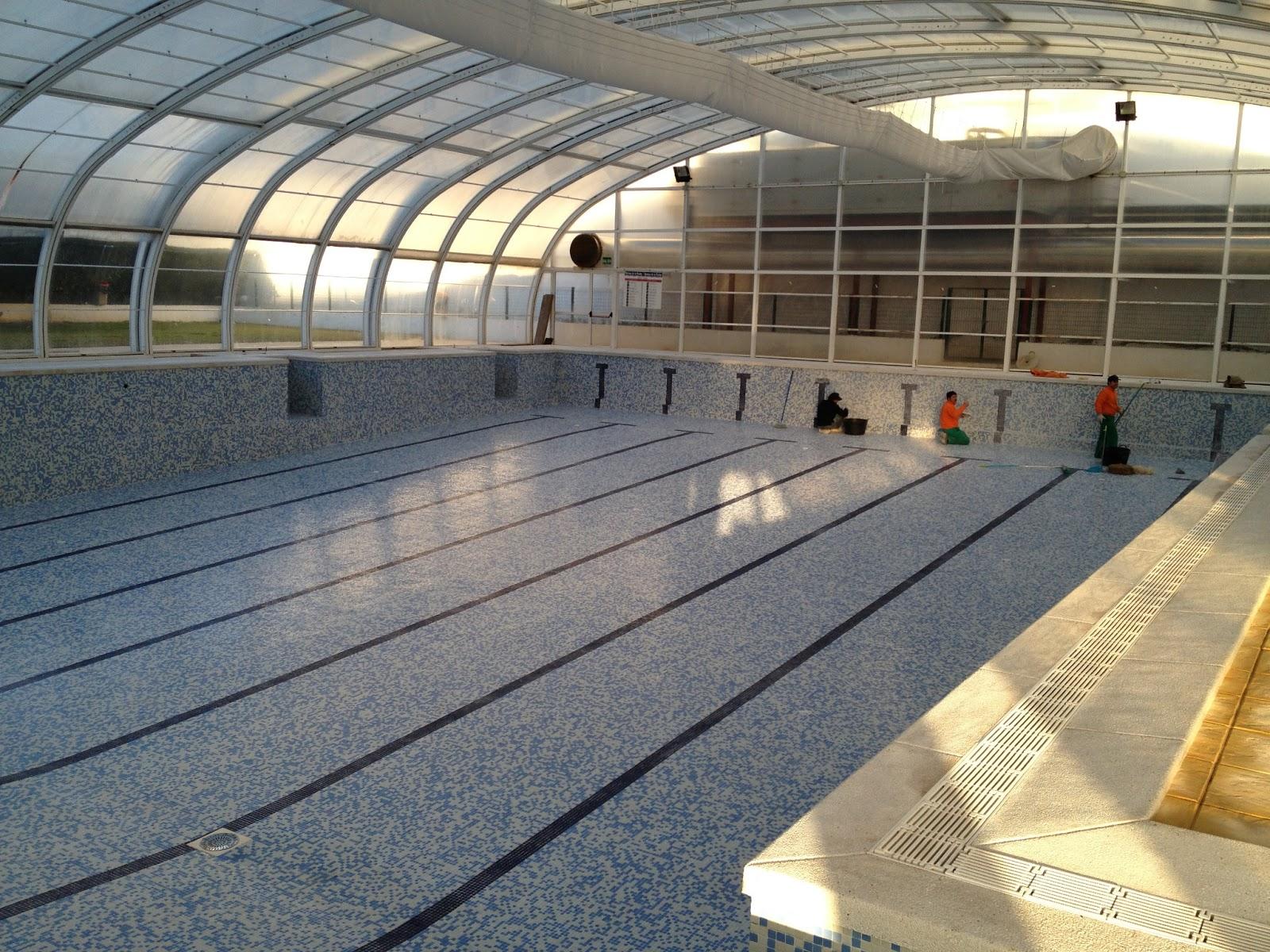 l 39 expressi d 39 altea obres de millora per a la piscina