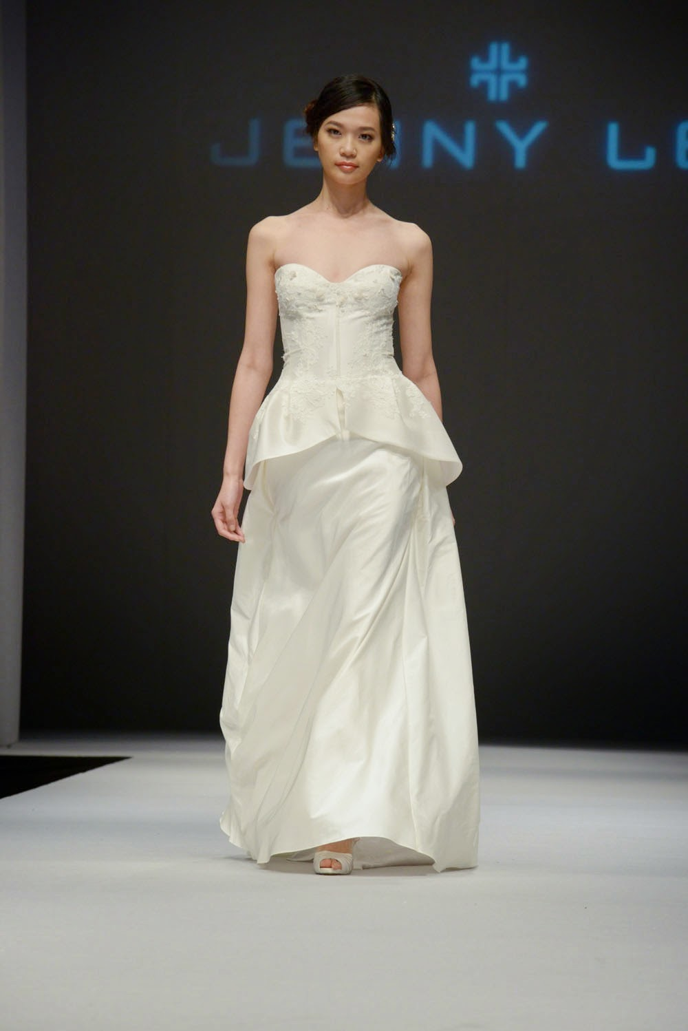 Jenny Lee Fall 2015 Wedding Dresses