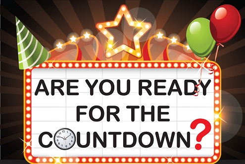 Image result for countdown to the new year