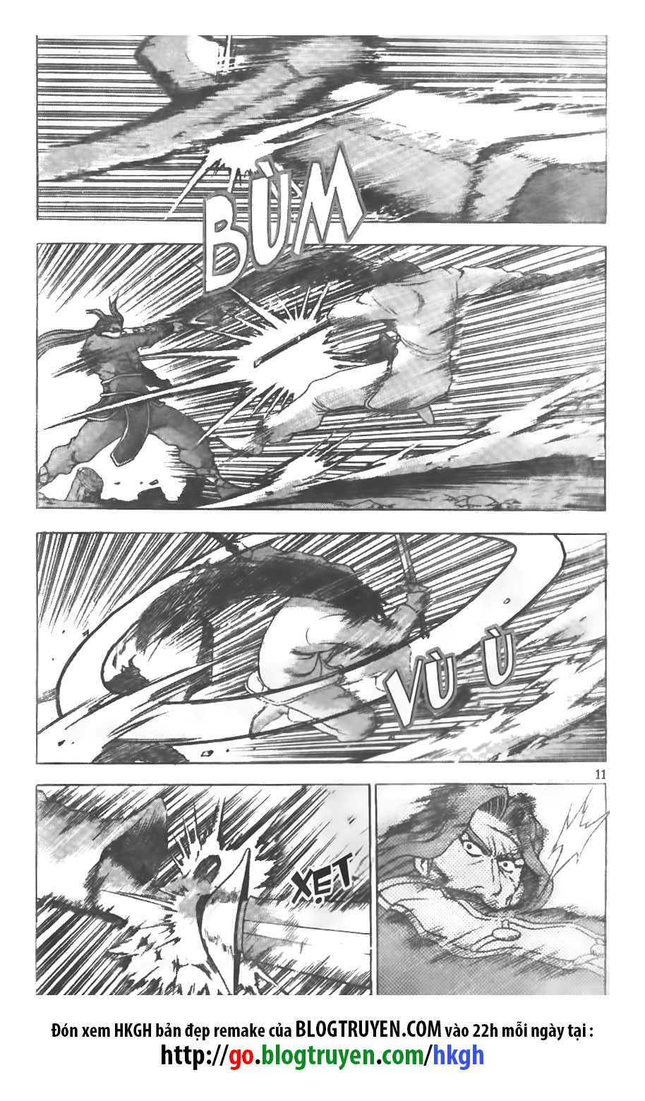 Hiệp Khách Giang Hồ - Hiệp Khách Giang Hồ Chap 257 - Pic 11