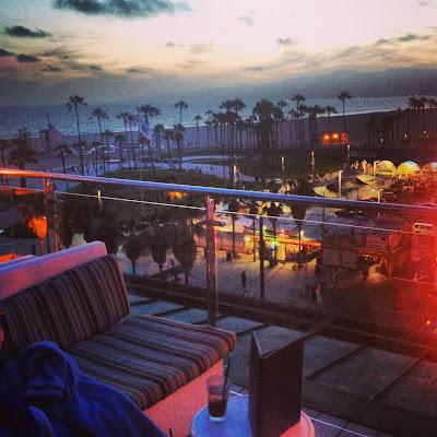 venice beach, hotel erwin, high rooftop lounge, venice beach bars, venice beach restaurants, hotel erwin rooftop, rooftop bar, hotel erwin bar, venice beach hotel erwin