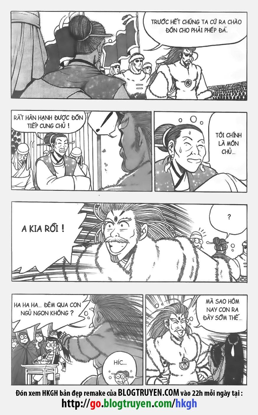 Hiệp Khách Giang Hồ chap 55 page 15 - IZTruyenTranh.com