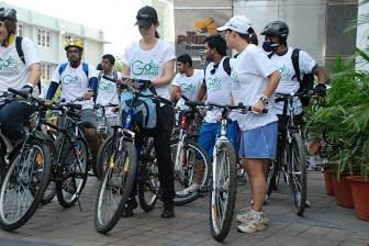 Go Cycling Go Green Volume 1 Memories