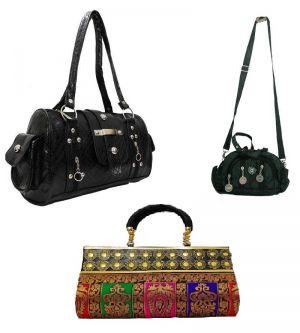 Combo Offer for ladies purses at best price