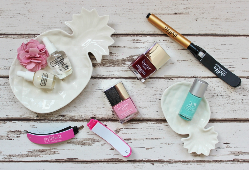 New summer nail launches from Elegant Touch, Butter London, LIz Earle and Stylfile