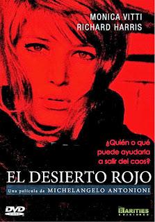 el desierto rojo 1964