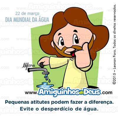 Dia Mundial da Água desenho, water day