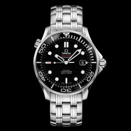 Oceanictime omega seamaster diver co axial 300m newgeneration for Omega diver