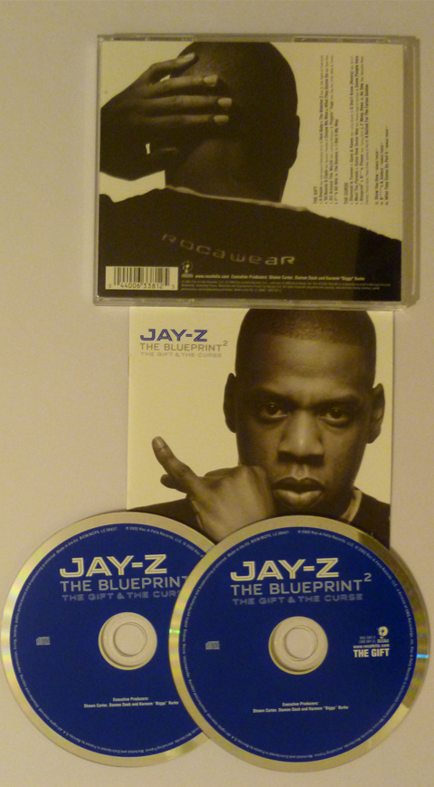 Tha documents a hip hop collection jay z the blueprint 2 the jay z the blueprint 2 the gift and the curse 2002 malvernweather