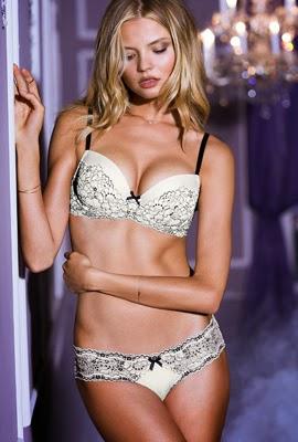 lencería Victoria's Secret Fin de Año