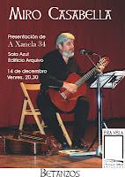 Miro Casabella na Asociación Cultural Eiravella