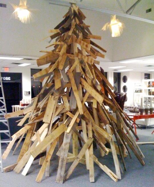 Pairstudio Creative Christmas Tree Alternatives
