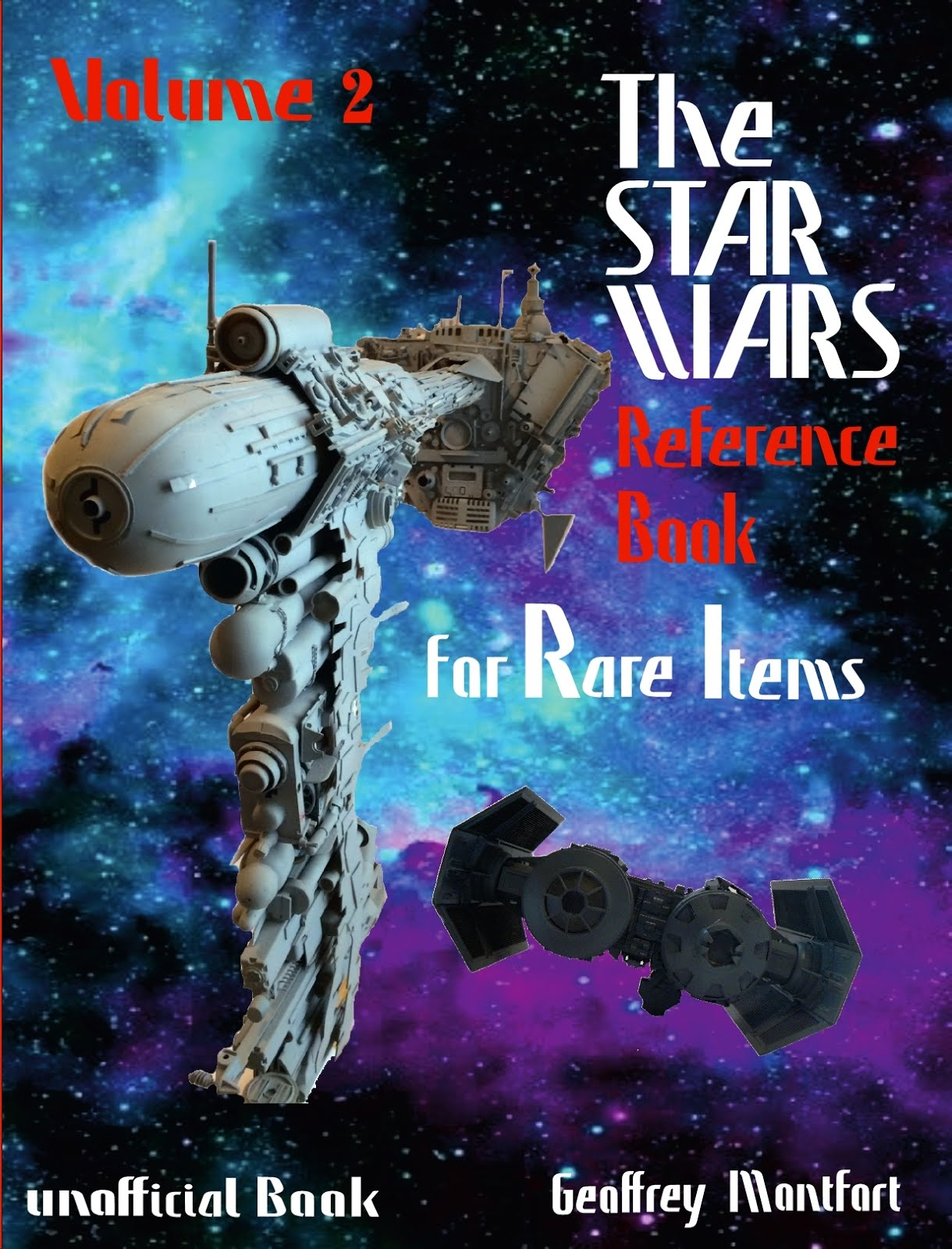 The Star Wars Reference Book for Rare Items