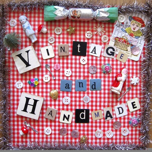 The Original Vintage & Handmade Christmas Fair, Chipping Sodbury