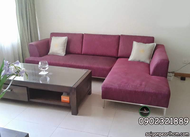 sofa can ho saigon pearl