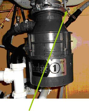 How to repair a leaking insinkerator badger garbage disposal figure 1 cheapraybanclubmaster Gallery