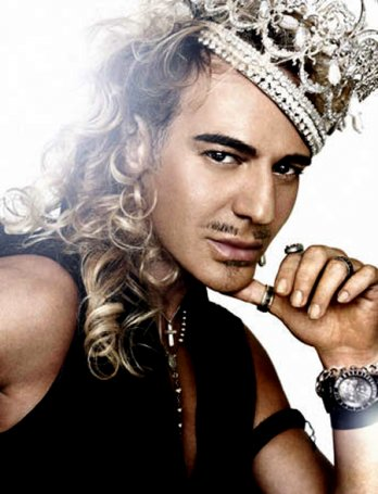 john galliano logo. John Galliano Fired