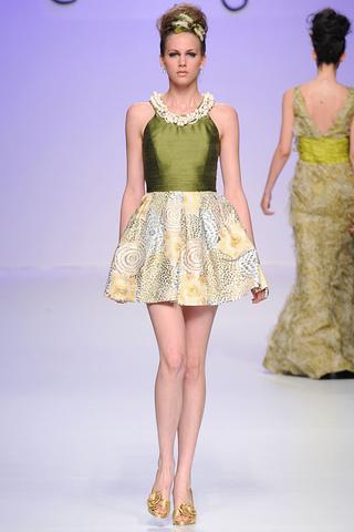 CARLA RUIZ - Gaudi 2012 - Kurze Kleider