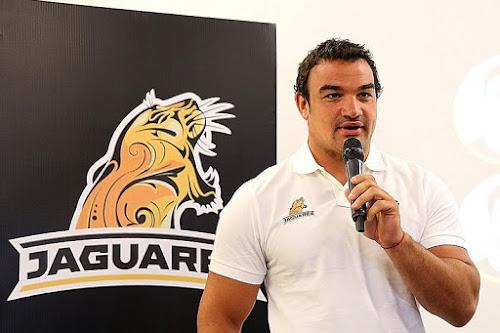 Agustín Creevy, capitán de Jaguares