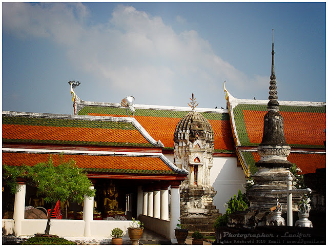 Photograph Temple Stupa
