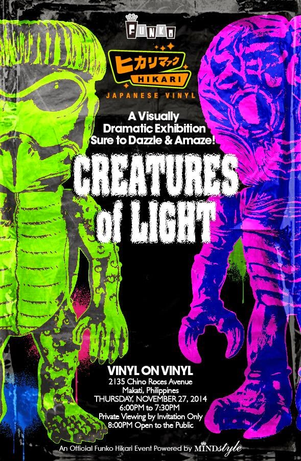 Funko Hikari Creatures of Light
