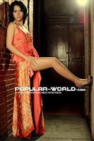 Gallery Foto Ririen Tjandra di Majalah Popular