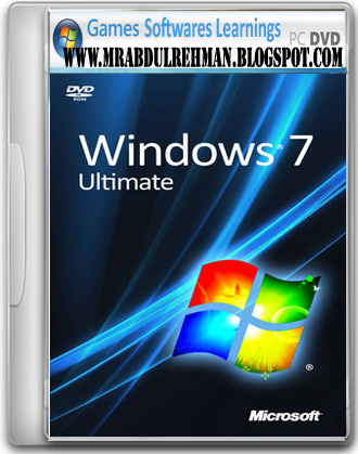 Windows 7 Ultimate 64 Bit CD