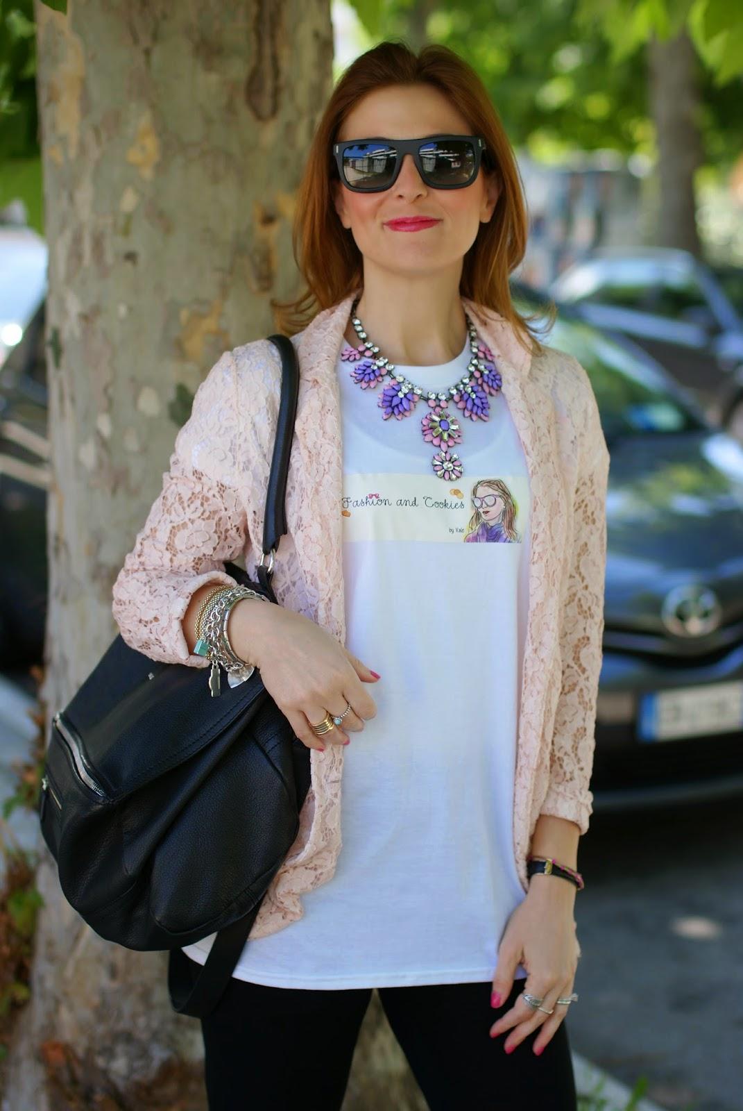 Hicustom review, custom t-shirt, Fashion and Cookies, fashion blogger