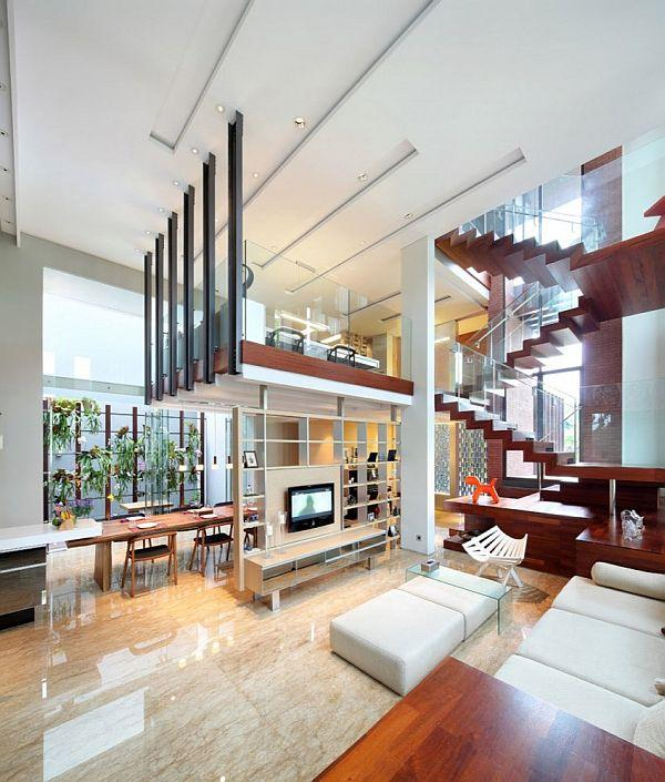 Modern Tropical Home Design Ideas – an Awesome Dream House in ...