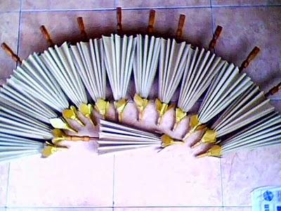 Produk kerajinan tangan khas Jawa Barat